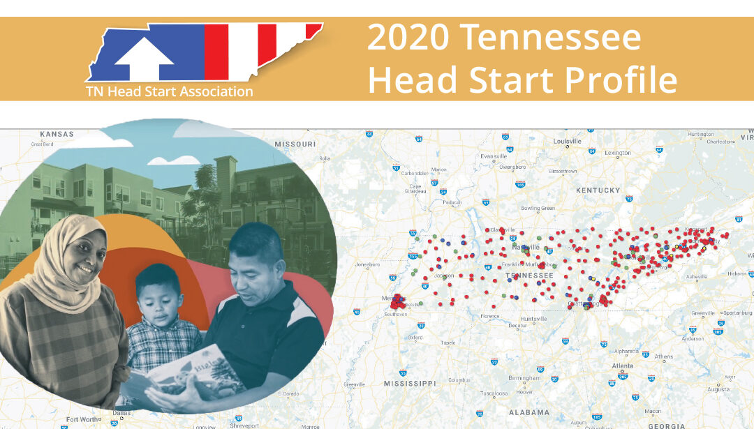 2020 Tennessee Head Start Fact Sheet